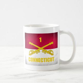 Caballería de Connecticut Taza Clásica