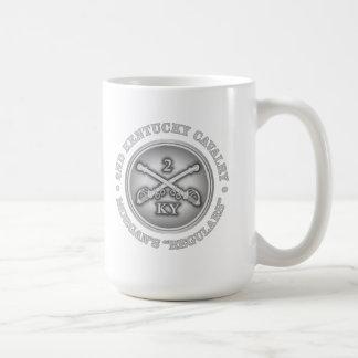 Caballería de CSC -2nd Kentucky Taza De Café