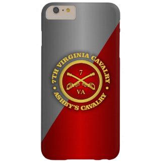 Caballería de CSC -7th Virginia (la caballería de Funda De iPhone 6 Plus Barely There