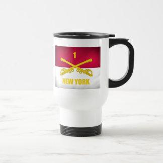 Caballería de Nueva York Taza De Viaje
