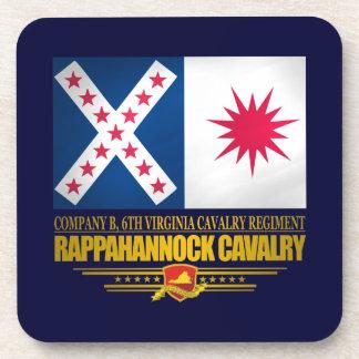 Caballería de Rappahannock Posavasos De Bebidas