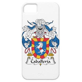 Caballeria Family Crest iPhone 5 Case