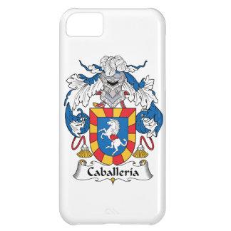 Caballeria Family Crest iPhone 5C Covers