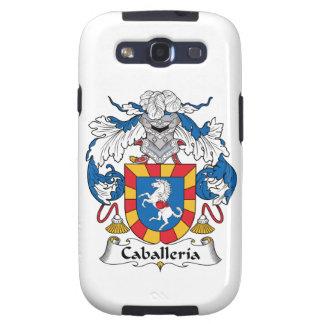 Caballeria Family Crest Samsung Galaxy S3 Cover