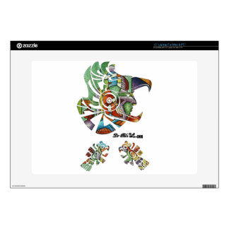 "CABALLERO AGUILA PICACOLOR CUSTOMIZABLE PRODUCTS DECALS FOR 15"" LAPTOPS"