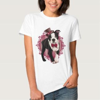 Caballero Boston Terrier Poleras