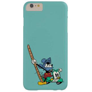 Caballero de Mickey el | Bagette del francés Funda Para iPhone 6 Plus Barely There