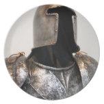 Caballero de Templar Platos De Comidas