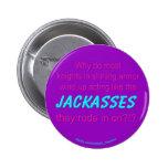 Caballero del Jackass Pin