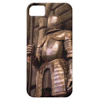 Caballero en armadura iPhone 5 Case-Mate coberturas