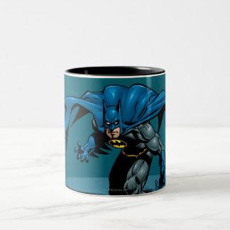 Caballero FX - 13 de Batman Taza De Dos Tonos