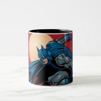 Caballero FX - 15 de Batman Taza Dos Tonos
