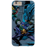 Caballero FX - 6 de Batman Funda De iPhone 6 Plus Barely There