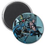 Caballero FX - 7 de Batman Imán De Frigorífico