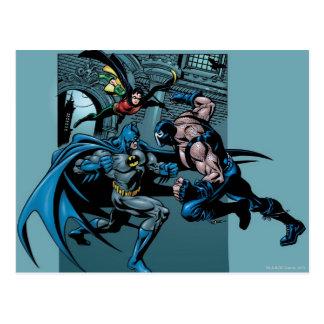 Caballero FX - 7 de Batman Postal