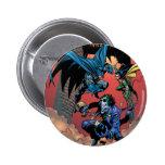 Caballero FX - 8 de Batman Pin Redondo De 2 Pulgadas