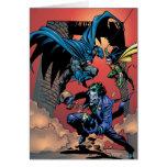 Caballero FX - 8 de Batman Tarjeta De Felicitación