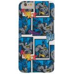 Caballero FX - modelo de Batman del Thwack 30A/de Funda De iPhone 6 Plus Barely There