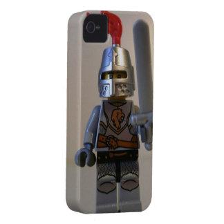 Caballero Minifigure del león de los reinos con la Case-Mate iPhone 4 Cobertura