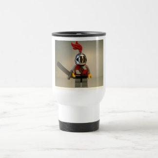 Caballero Minifigure del león de los reinos Tazas De Café