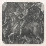 Caballero, muerte y el diablo de Albrecht Durer