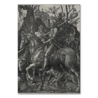 Caballero muerte y el diablo de Albrecht Durer