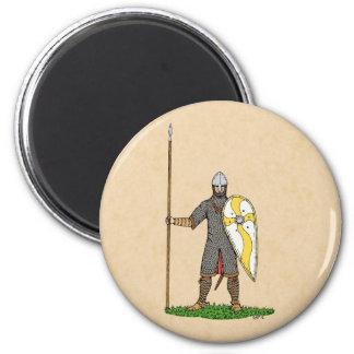 Caballero normando, circa 1066, imán