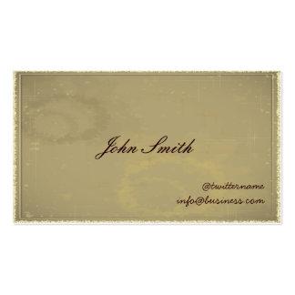 Caballero que llama/tarjeta de visita de la tarjet tarjetas de visita