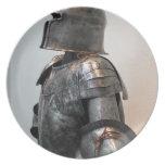 Caballero Templar dos Plato De Cena