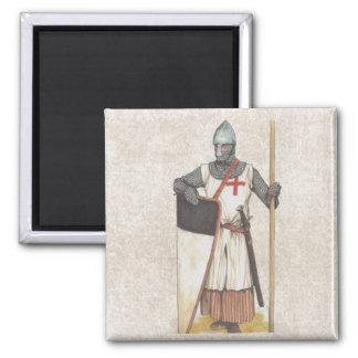 Caballero Templar Imán