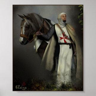 Caballero Templar Impresiones