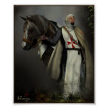 Caballero Templar Póster