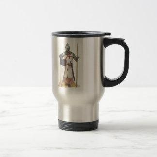 Caballero Templar Taza De Café