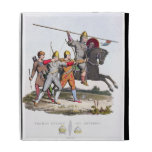 Caballero y Archers normandos, 1066, del 'brazo an