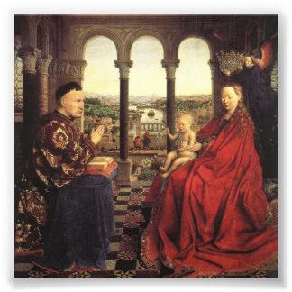 Caballeros de Cristo (Altarpiece) de Gante, Jan va Fotografía