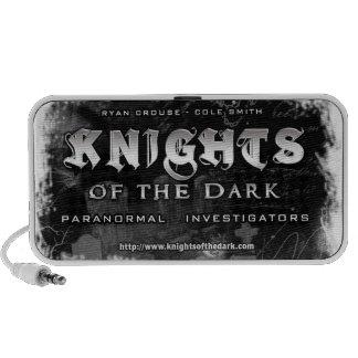 Caballeros de la oscuridad - altavoz portátil