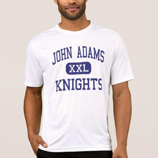 Caballeros Edison medio New Jersey de John Adams