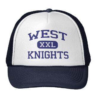 - Caballeros - JR del oeste High School secundaria Gorro