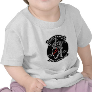 Caballeros negros VF-154 Camisetas