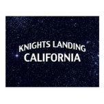 Caballeros que aterrizan California Postal