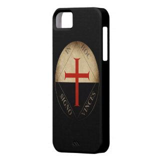 Caballeros Templar iPhone 5 Funda