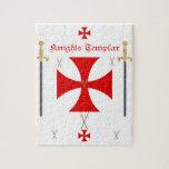 Caballeros Templar Rompecabeza Con Fotos