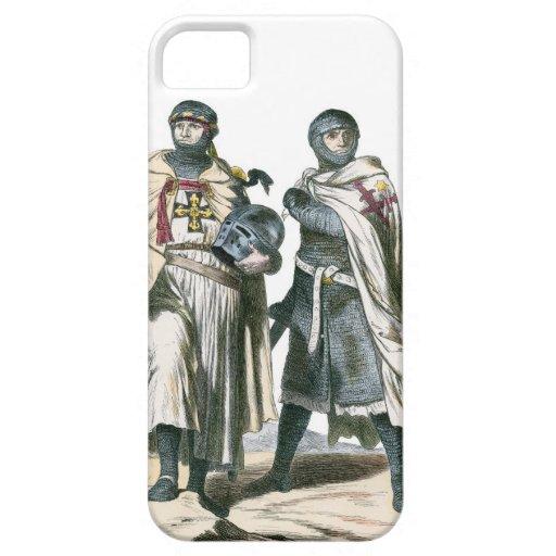 Caballeros teutónicos iPhone 5 carcasa
