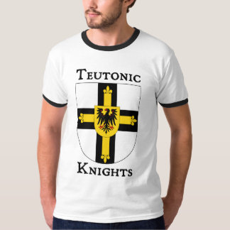 Caballeros teutónicos playera