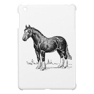 Caballo 1 iPad mini cárcasa
