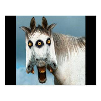 caballo 3-Headed Postal