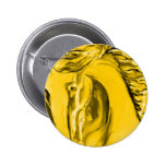 Caballo adaptable del oro pin
