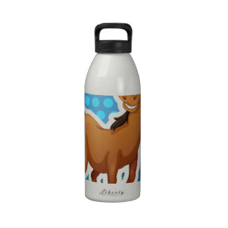 Caballo Botellas De Agua Reutilizables