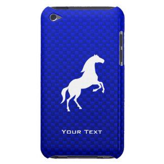 Caballo azul Case-Mate iPod touch cárcasas