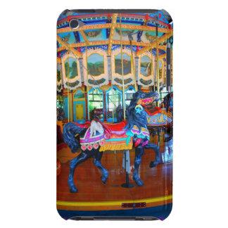 Caballo-b del Funda-Carnaval del tacto de iPod iPod Case-Mate Cárcasas
